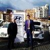 Taxi Hyundai Ioniq électrique.JPG